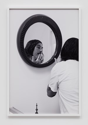 Mirror #2 (The Modernist) by Catherine Opie contemporary artwork
