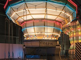 Mad world: Carsten Höller creates a dizzying funhouse in Milan