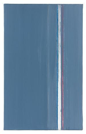 Composition c.2007 by Geneviève Asse contemporary artwork
