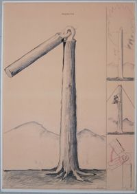 PROJECT  V by Sekine Nobuo contemporary artwork works on paper