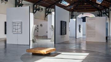 Contemporary art exhibition, Group Exhibition, Ce mouvement qui déplace les lignes at La Patinoire Royale – galerie Valérie Bach, Brussels, Belgium