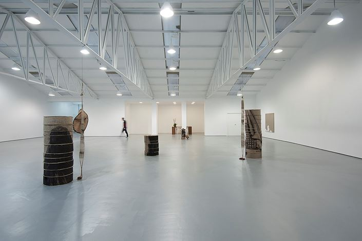 Exhibition view: Manal AlDowayan, Watch Before You Fall, Sabrina Amrani Gallery, Sallaberry, 52, Madrid (12 January–30 March 2019). Courtesy Sabrina Amrani Gallery.