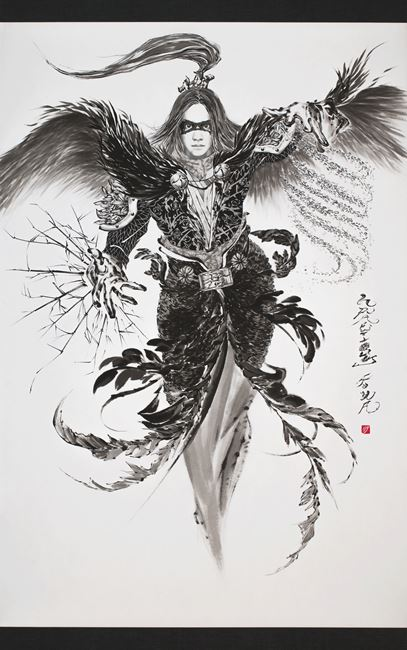 Gracious Four by Donghyun Son contemporary artwork