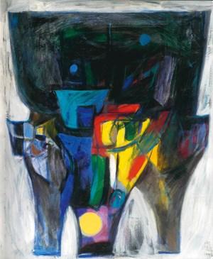 Yan 甗 by Pang Tao contemporary artwork
