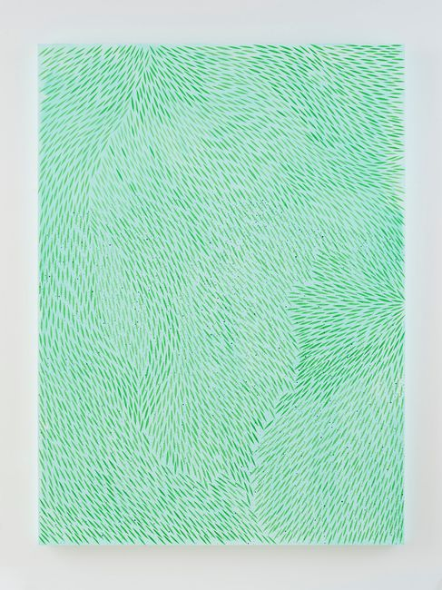 Barely Felt It by Julia Chiang contemporary artwork