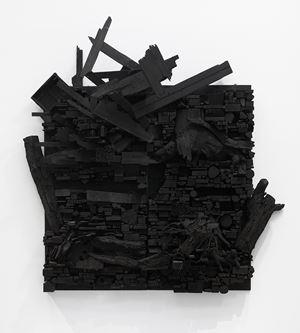 Number 245 by Leonardo Drew contemporary artwork