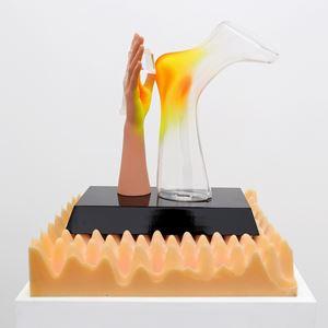 Heal by Judy Darragh contemporary artwork sculpture