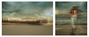 The Hospital Ship by Tracey Moffatt contemporary artwork