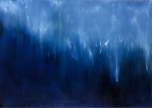 Lights and gravity by Baba Kentaro contemporary artwork