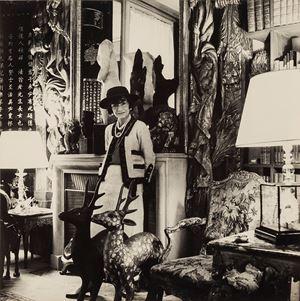 Coco Chanel, Paris by Cecil Beaton contemporary artwork