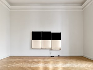 Triple Black by Cabrita contemporary artwork