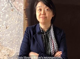 Kim Inhye on Yun Hyong-keun's Retrospective at Palazzo Fortuny