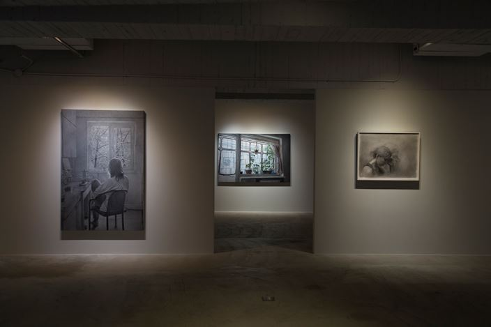 Exhibition view: Ana Maria Micu, A Picture on the Wall, Mind Set Art Center, Taipei (15 December 2018–12 January 2019). Courtesy Mind Set Art Center.