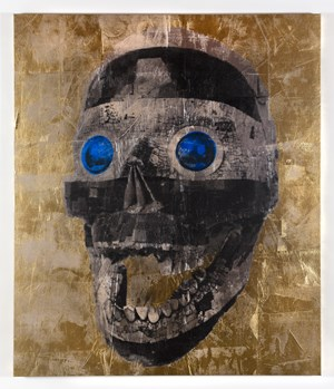 Robot II by Brook Andrew contemporary artwork