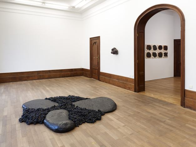 Exhibition view: Solange Pessoa, In the Sun and the Shade, Mendes Wood DM, Brussels (22 January–30 April 2020). Courtesy Mendes Wood DM.