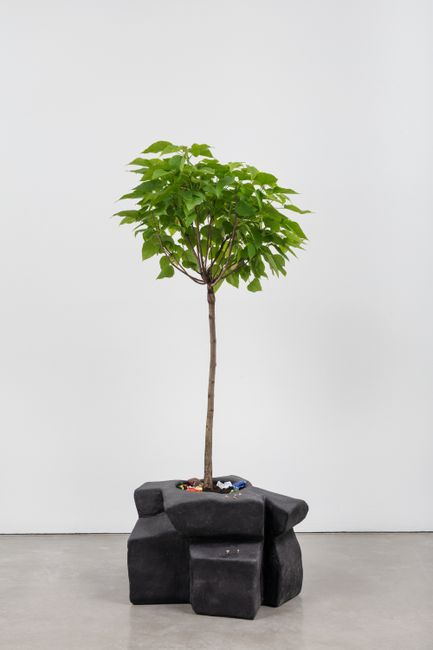 The Arboriculturalists by Maria Loboda contemporary artwork