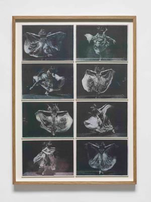 Notes on Architecture: Annabelle Butterfly dances to Ron Hardy @ the Box by Richard Forster contemporary artwork