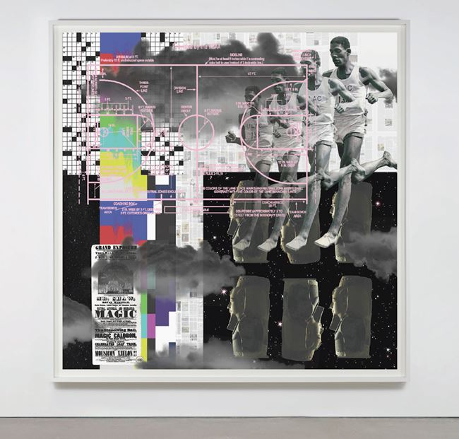 Grand Exposure by Tavares Strachan contemporary artwork