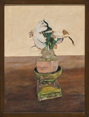 Fake Flowers Series 8 by Marina Cruz contemporary artwork