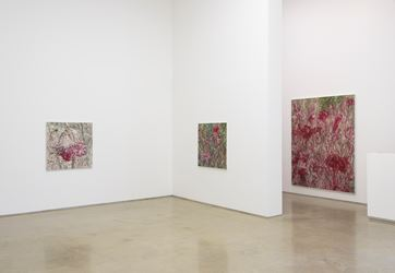 Exhibition view of Jiwon Kim solo exhibition at PKM Gallery, 2016. Courtesy of the artist and PKM Gallery. Photographed by Jeon Byung Cheol.