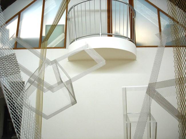 Incident by Neil Dawson contemporary artwork