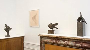 Contemporary art exhibition, Kiki Smith, Shelter at Galerie Lelong & Co. Paris, 13 Rue de Téhéran, Paris