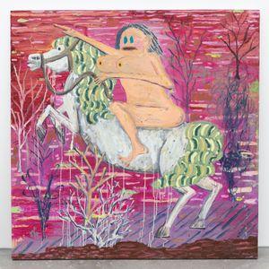 across the border by Pow Martinez contemporary artwork