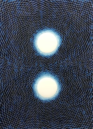 Mitosis (finding the light) V by Timothy Hyunsoo Lee contemporary artwork