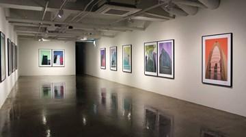 PHOSPHORUS & CARBON contemporary art gallery in Daegu, South Korea