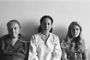 Por um fio (By a Thread) by Anna Maria Maiolino contemporary artwork