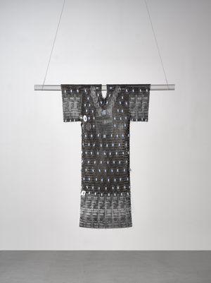 Armour (Truvada) by Simon Fujiwara contemporary artwork