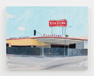 Firestone by Jean-Philippe Delhomme contemporary artwork