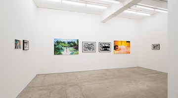 Contemporary art exhibition, Cozue Takagi, Prelude at Taro Nasu, Tokyo
