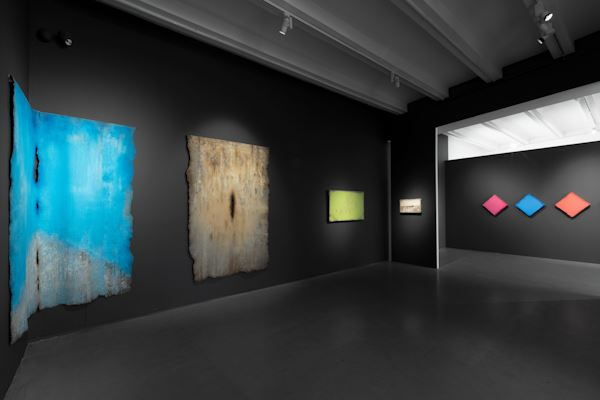 Exhibition view:Chen Shuxia, Winning Cards - Artworks of Chen Shuxia, Asia Art Center, Beijing (15 August–11 October 2020). Courtesy Asia Art Center.