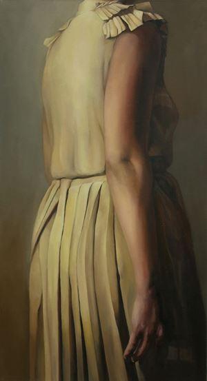 Long Arm by Lia Kazakou contemporary artwork