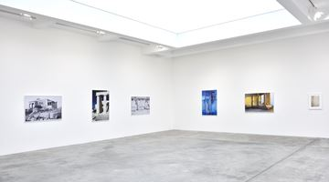 Contemporary art exhibition, James Welling, The Earth, the Temple and the Gods at Galerie Marian Goodman, Paris