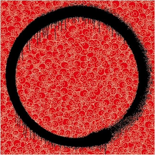 Enso: The Heart* by Takashi Murakami contemporary artwork