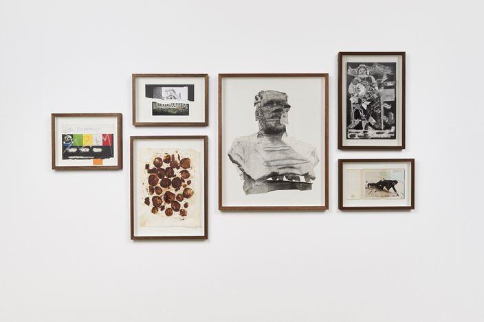 Exhibition view: Mikhael Subotzky, Massive Nerve Corpus, Goodman Gallery, Johannesburg (18 May–13 July 2019). Courtesy Goodman Gallery.