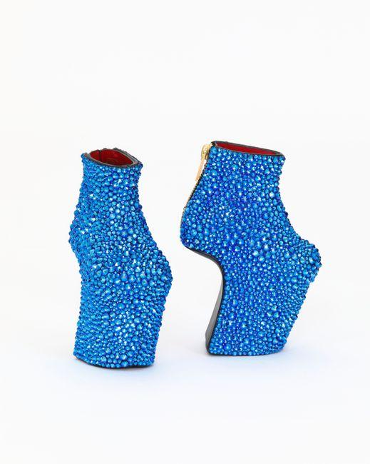 Baby Heel-less Shoes by Noritaka Tatehana contemporary artwork