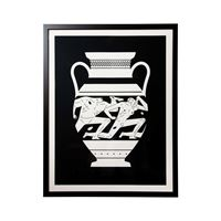 Amphora by Cleon Peterson contemporary artwork painting, sculpture, print