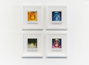 Set of 4, 2 by Hon Chi Fun contemporary artwork