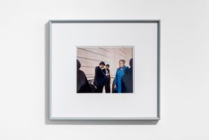 Young Executives, Bank of England by Paul Graham contemporary artwork