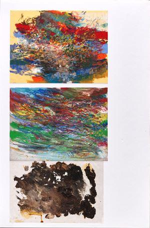 Antiarchive #4 by Buen Calubayan contemporary artwork