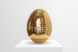 Golden Egg by Sean Shim-Boyle contemporary artwork