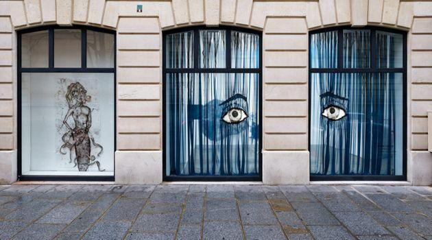 Galerie Anne Barrault contemporary art gallery in Paris, France