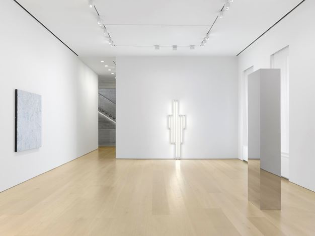 Exhibition view: Group Exhibition, MiamiNY, David Zwirner, New York (5–31 December 2020). Courtesy David Zwirner.