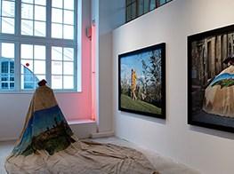 'Follia Continua: 25 Years of Galleria Continua' at Centquatre, Paris
