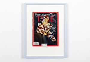 SOME- TIME 1713 by :mentalKLINIK contemporary artwork