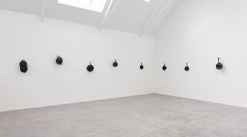 Contemporary art exhibition, Hugh Hayden, American Food at Lisson Gallery, Bell Street, London