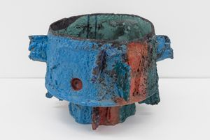 Tui vessel by Tracy Keith contemporary artwork